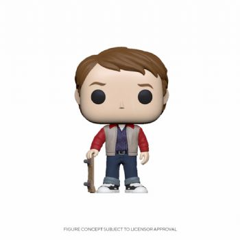 Funko Pop! Vinyl Back to the Future Marty McFly 1955 Figure
